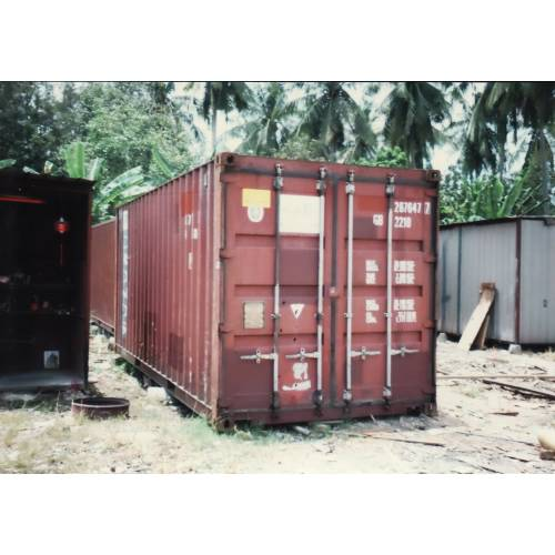 Used Store Container